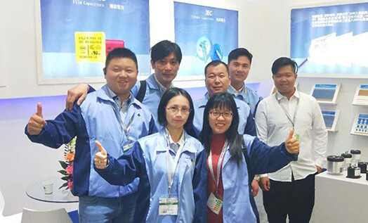 JEC Attention Electronica China in Shanghai