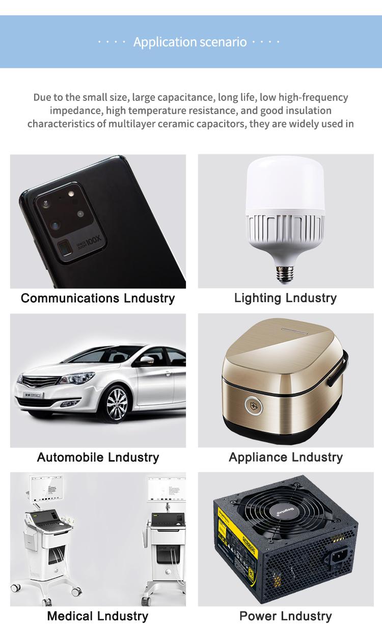 Monolithic Ceramic Capacitor Price Manufacturer