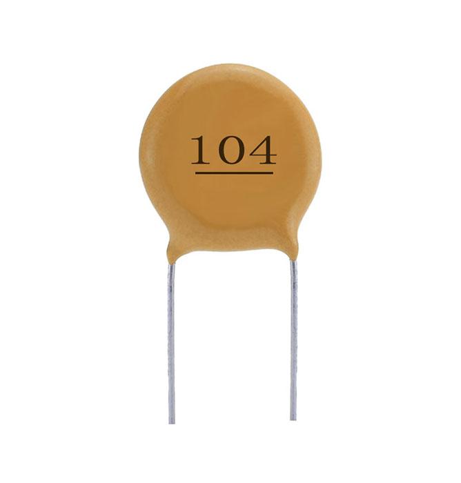 Ceramic Capacitor 104 50V