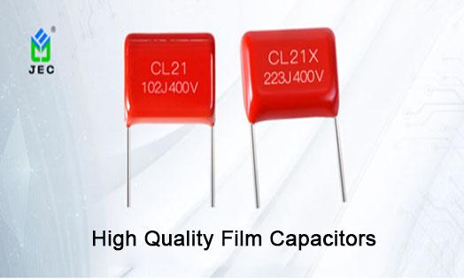 New Energy Promotes the Development of Film Capacitors