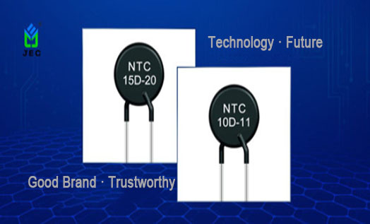 The Temperature Measurement and Compensation Functions of Thermistors