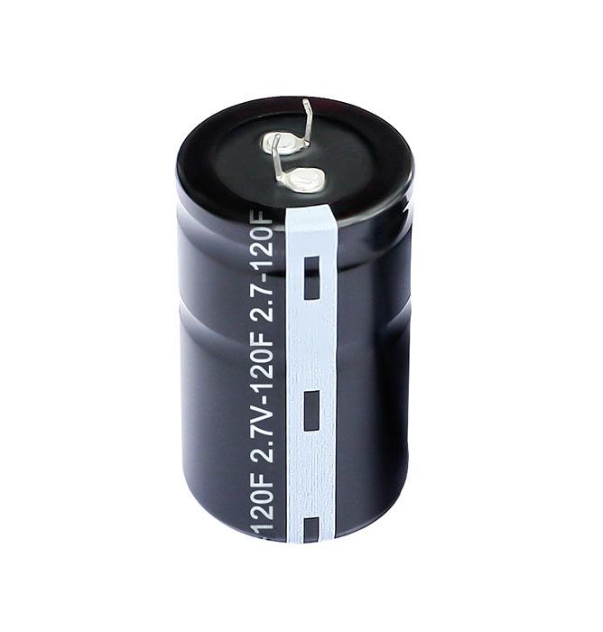 2.7V Super Capacitor Battery Bank